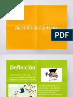 Aprendizaje continuo (1)