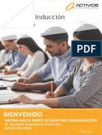 CARTILLA DE INDUCCION 2020