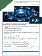 Guía Parcial 2 Álgebra Lineal ISC E-J 2020