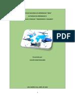 """Actividad de aprendizaje 6  Calvin Evans  Evidencia 5 Podcast """"Transporte y seguros"""".pdf"""