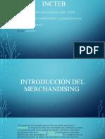 TRABAJO DE MERCHANDAISING