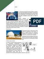 Tema El Internet y La Astronomia