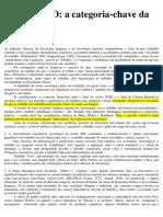 OFFE, Claus - Trabalho categoria chave da sociologia.pdf