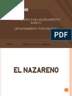 TOPOGRAFIA PARA SANEAMIENTO BASICO CLASE 3
