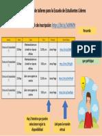 Cronograma de Talleres (1)