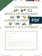 Diccionario ilustrado de la lengua aymara