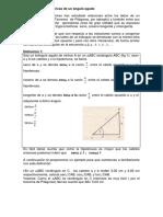 Esenciales de Trigonometría