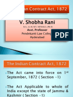 Contracts Law-I