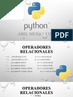 Python 2_ Variables y Condicionales