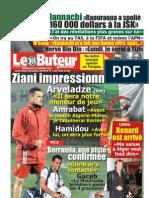 LE BUTEUR PDF du 16/01/2011