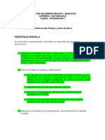 Unidad IV -CASUISTICA 2020 PORTAFOLIO 4