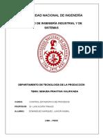 PC 2 CONTROL ESTADISTICO DE PROCESOS