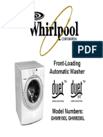 DUET TRAINING-Washer&Dryer