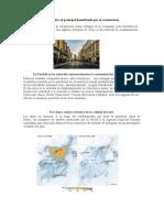 reduccion de Contaminacion en el mundo por efecto de la Pandemia