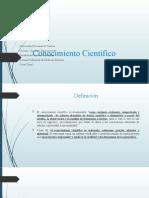 Conocimiento Científico.pptx