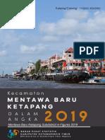 Kecamatan Mentawa Baru Ketapang Dalam Angka 2019.pdf