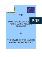 Draft- peoples charter in full (Fiji)