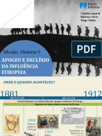mh9 9.1 Apogeu e declínio da influência europeia.pptx