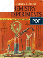 The Golden Book of Chemistry Experiments