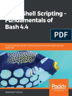 Sebastiaan Tammer - Learn Linux Shell Scripting – Fundamentals of Bash 4.4_ A comprehensive guide to automating administrative tasks with the Bash shell-Packt Publishing (2018).pdf