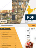 IBEF Report Retail-May-2020