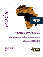 Trois poèmes de Catherine Boudet dans Terre d'Afrique