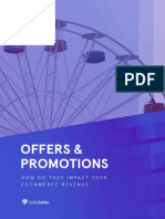 Whitepaper for Online Retailers on Offers and Promotion Management