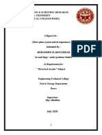 A report on Electrical circuits - Copy - Copy