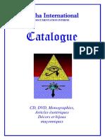 Catalogue Alpha International