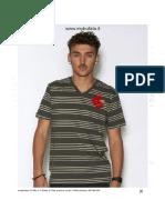 acquistare Scollo a V Slater G-Star manica corta T-shirt pianura HFV90419