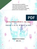GUIA PEDAGOGICA 4to  Año.docx VITU