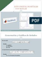 PROCESAMIENTO DIGITAL DE SEÑALES CON MATLAB