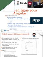 Edition en ligne pour Angular