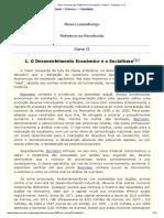 Rosa Luxemburgo_ Reforma ou Revolução - Parte II - Capitulos 1 e 2
