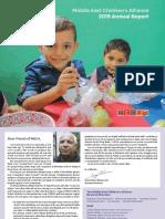 MECA Annual Report 2019