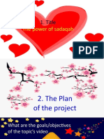 usrah budi 3 eportfolio (sadaqah)