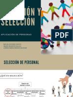 Inclusión en los procesos de selección