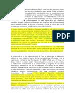 RESEÑA CRITICA (HISTORIA DE LA EDUCACIÓN PERUANA- RUBEN CABEZAS ONOFRIO)