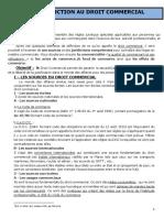 introduction au droit commercial doc
