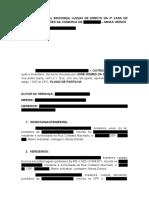 peticao plano de partilha inventario judicial