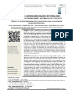Artigo Científico Sobre Materiais de Construção Reutilizados