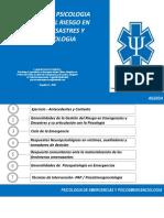 PPT Curso Básico en Psicología de la Gestión del Riesgo en Emergencias, Desastres y PsicoEmergenciologia  Versio ok