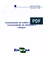 Interpretação de análise de solo e recomendação de adubação e calagem.pdf