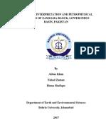 Zamzama Gas field, Southern Indus basin Pakistan