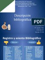 Descripción bibliográfica
