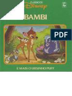 Bambi - O Ursinho Puff