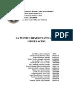 LA_TECNICA_DEMOSTRATIVA_Y_DE_OBSERVACION.pdf