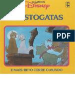 Aristogatas - Beto corre o mundo
