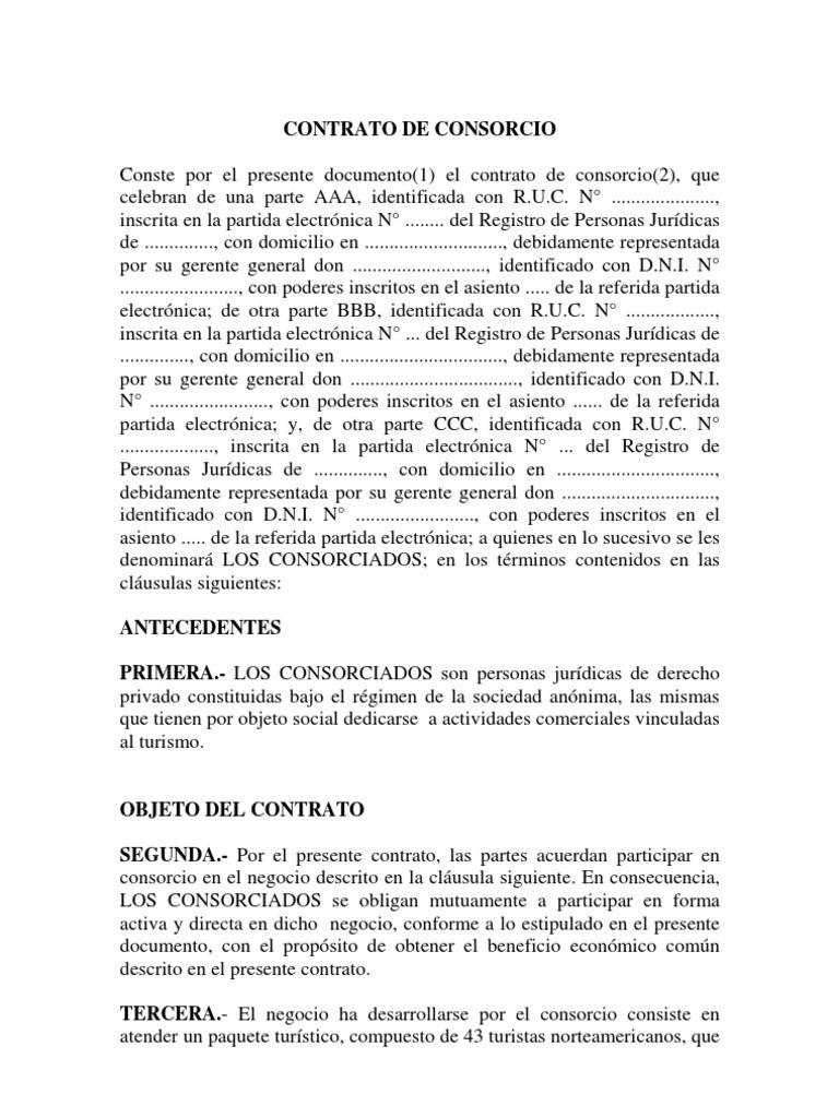 Asombroso Plantilla De Acuerdo Privado Foto - Colección De ...