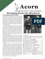 Spring 2010  Acorn Newsletter - Salt Spring Island Conservancy
